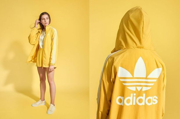 Global launch FW18 adidas