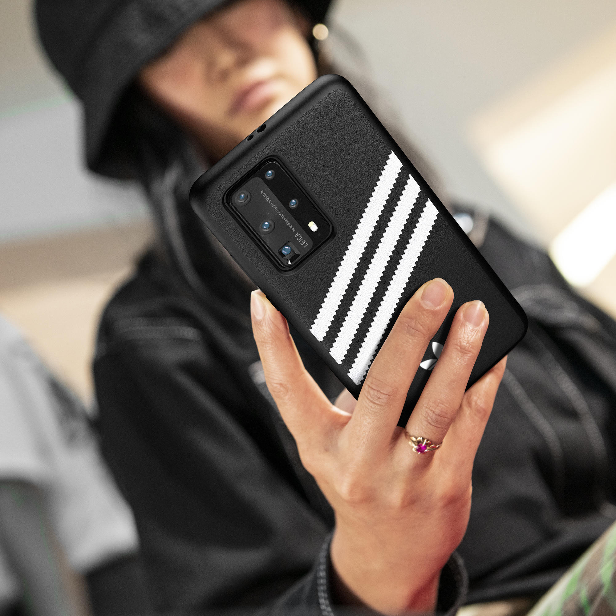 adidas SS20 cases: now available for Huawei P40 series