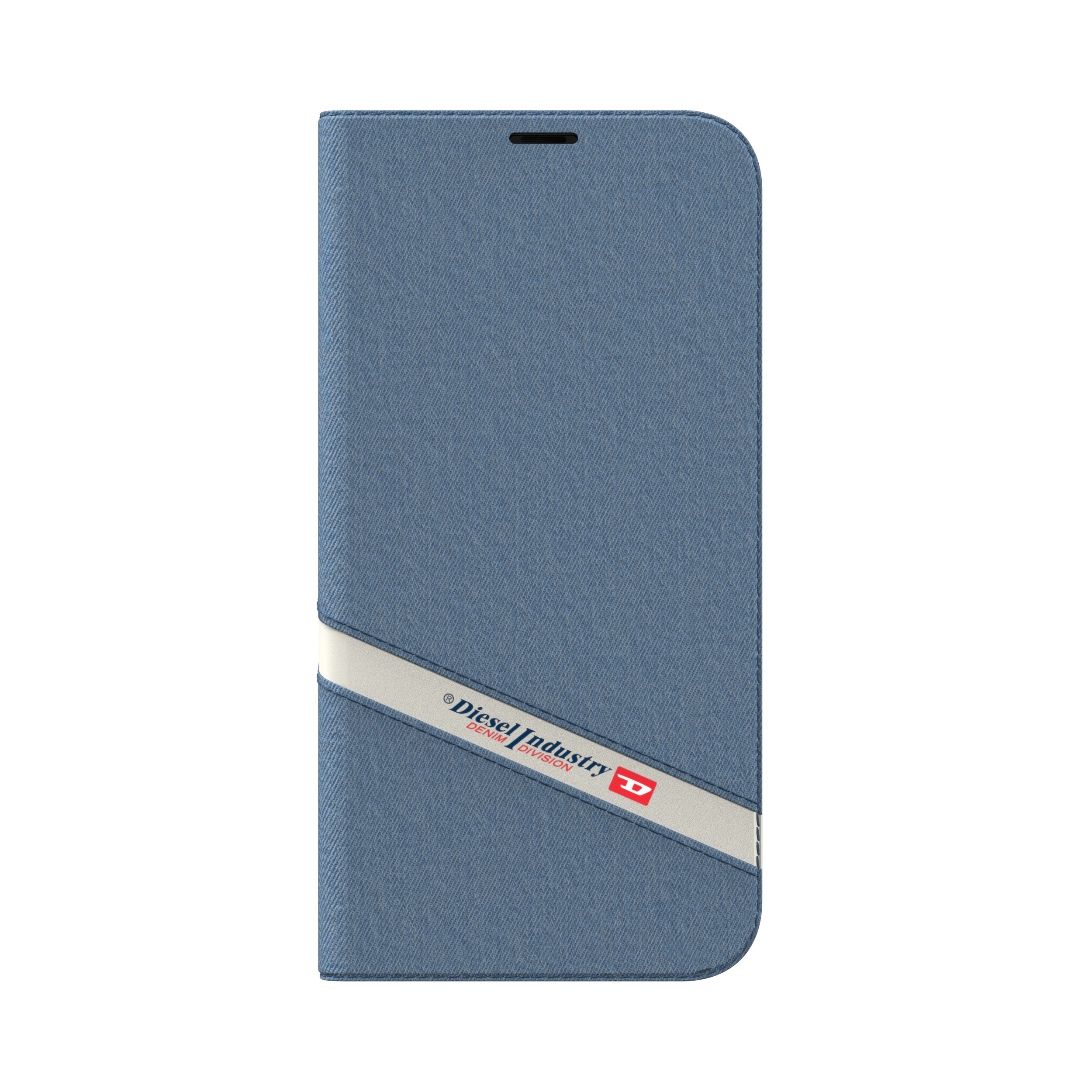 Denim booklet Case for iPhone