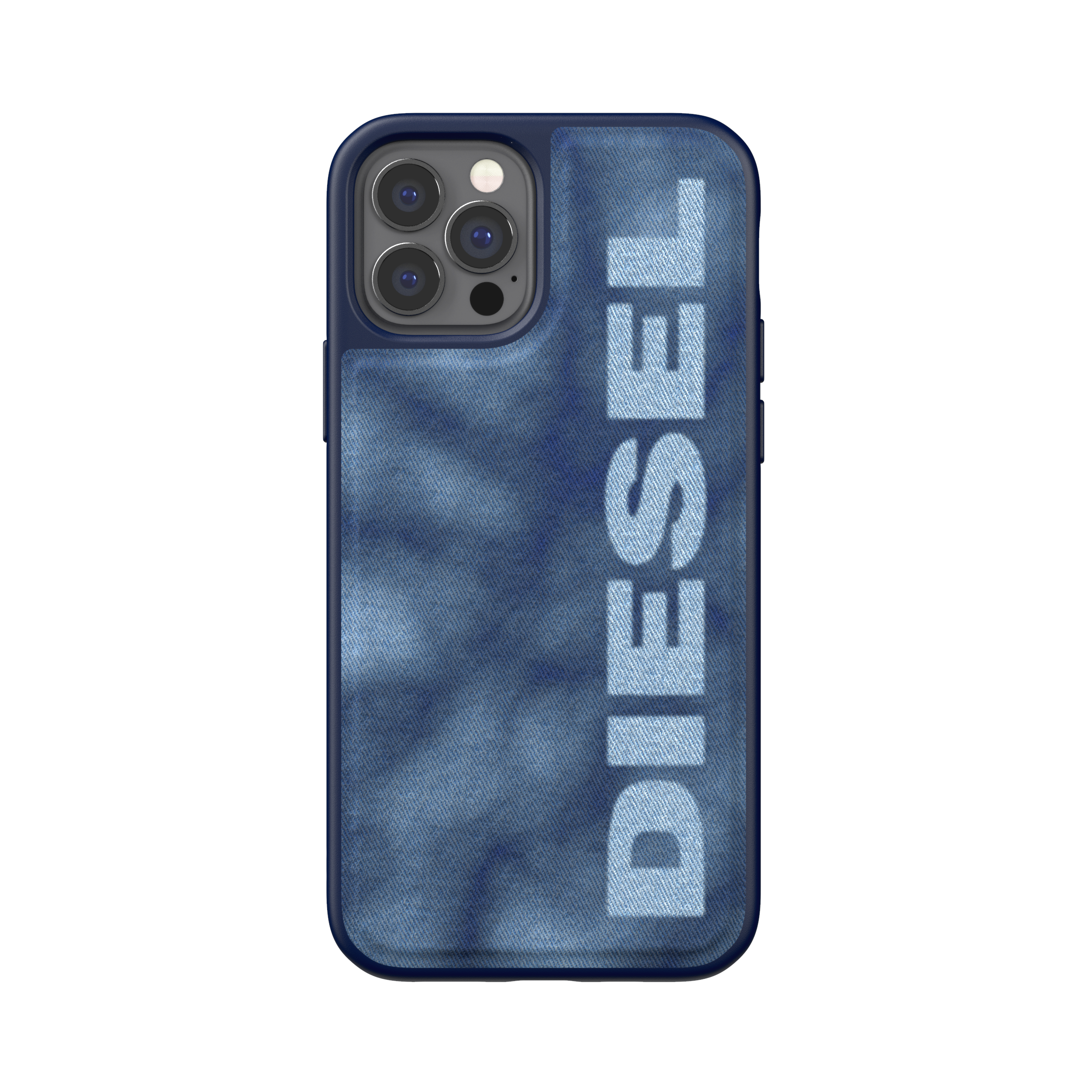 Bleached Denim Snap Case for iPhone